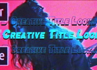 5 Title Animation Styles With Adobe Premiere Pro and After Effects