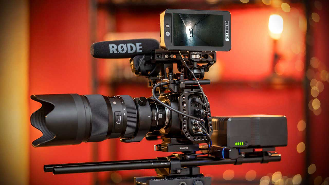 How To Rig The Blackmagic Pocket Cinema Camera 4k Adobe Premiere Pro And Adobe After Effects Tutorials For Videographers And Motion Designers