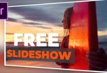 Free Slideshow Template Premiere Pro