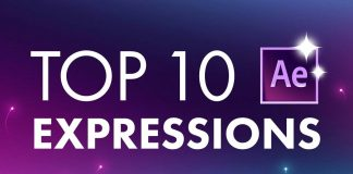 Top 10 Expressions After Effects