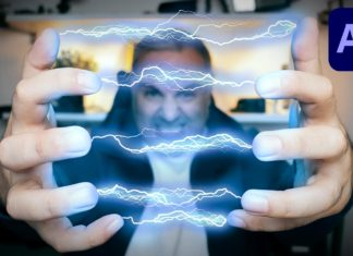 After Effects Lightning & Electricity
