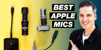 Best iPhone Mic For Video