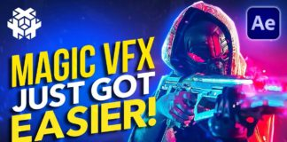 Magic VFX With After Effects