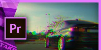 Glitch Distortion Effect In Premiere Pro